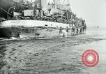 Image of American troops sail for home after World War 1 Brest France, 1919, second 3 stock footage video 65675039810