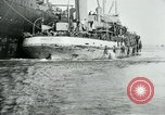 Image of American troops sail for home after World War 1 Brest France, 1919, second 5 stock footage video 65675039810
