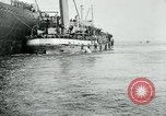 Image of American troops sail for home after World War 1 Brest France, 1919, second 11 stock footage video 65675039810