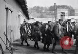 Image of American troops board ferry boats Brest France, 1919, second 5 stock footage video 65675039811