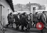 Image of American troops board ferry boats Brest France, 1919, second 6 stock footage video 65675039811