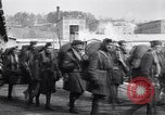 Image of American troops board ferry boats Brest France, 1919, second 10 stock footage video 65675039811