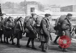 Image of American troops board ferry boats Brest France, 1919, second 12 stock footage video 65675039811