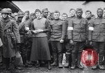 Image of Members of American Army medical corps  Brest France, 1919, second 1 stock footage video 65675039812