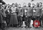 Image of Members of American Army medical corps  Brest France, 1919, second 2 stock footage video 65675039812