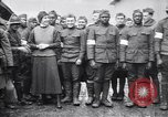 Image of Members of American Army medical corps  Brest France, 1919, second 3 stock footage video 65675039812