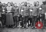 Image of Members of American Army medical corps  Brest France, 1919, second 4 stock footage video 65675039812