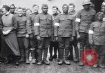 Image of Members of American Army medical corps  Brest France, 1919, second 6 stock footage video 65675039812