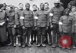 Image of Members of American Army medical corps  Brest France, 1919, second 7 stock footage video 65675039812