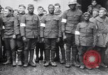 Image of Members of American Army medical corps  Brest France, 1919, second 8 stock footage video 65675039812