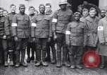Image of Members of American Army medical corps  Brest France, 1919, second 9 stock footage video 65675039812