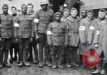 Image of Members of American Army medical corps  Brest France, 1919, second 11 stock footage video 65675039812