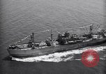 Image of cargo ship New York United States USA, 1945, second 2 stock footage video 65675039815