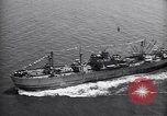 Image of cargo ship New York United States USA, 1945, second 4 stock footage video 65675039815