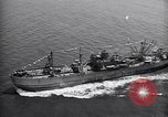 Image of cargo ship New York United States USA, 1945, second 5 stock footage video 65675039815