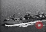 Image of cargo ship New York United States USA, 1945, second 6 stock footage video 65675039815