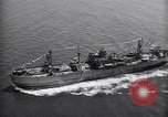 Image of cargo ship New York United States USA, 1945, second 9 stock footage video 65675039815