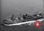 Image of cargo ship New York United States USA, 1945, second 12 stock footage video 65675039815
