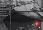 Image of SS Normandie New York United States USA, 1943, second 12 stock footage video 65675039823