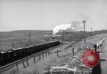 Image of Steam locomotives pulling ore-carrier trains United States USA, 1957, second 3 stock footage video 65675039825