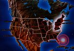 Image of United States East Coast landmarks United States USA, 1986, second 2 stock footage video 65675039833