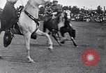 Image of Lucille Mulhall United States USA, 1927, second 8 stock footage video 65675039841