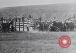 Image of bucking horses United States USA, 1927, second 11 stock footage video 65675039847