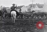Image of cowboys United States USA, 1927, second 7 stock footage video 65675039858