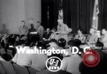 Image of General Omar Bradley Washington DC USA, 1951, second 1 stock footage video 65675039863