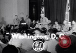Image of General Omar Bradley Washington DC USA, 1951, second 2 stock footage video 65675039863