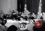 Image of General Omar Bradley Washington DC USA, 1951, second 3 stock footage video 65675039863