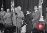 Image of General Omar Bradley Washington DC USA, 1951, second 5 stock footage video 65675039863