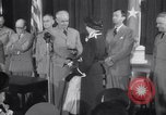 Image of General Omar Bradley Washington DC USA, 1951, second 6 stock footage video 65675039863