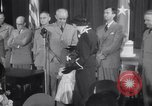 Image of General Omar Bradley Washington DC USA, 1951, second 7 stock footage video 65675039863