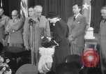 Image of General Omar Bradley Washington DC USA, 1951, second 8 stock footage video 65675039863
