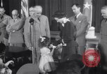 Image of General Omar Bradley Washington DC USA, 1951, second 9 stock footage video 65675039863