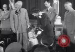 Image of General Omar Bradley Washington DC USA, 1951, second 10 stock footage video 65675039863