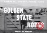 Image of cowboys Salinas California USA, 1951, second 3 stock footage video 65675039865
