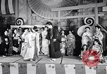 Image of fashion show San Francisco California USA, 1955, second 10 stock footage video 65675039870