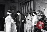 Image of fashion show San Francisco California USA, 1955, second 11 stock footage video 65675039870