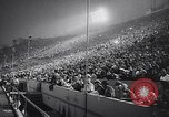 Image of track meet Los Angeles California USA, 1955, second 7 stock footage video 65675039871