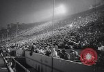 Image of track meet Los Angeles California USA, 1955, second 8 stock footage video 65675039871
