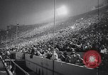 Image of track meet Los Angeles California USA, 1955, second 9 stock footage video 65675039871