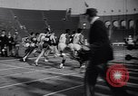 Image of track meet Los Angeles California USA, 1955, second 12 stock footage video 65675039871