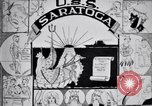 Image of USS Saratoga shellback Pacific Ocean, 1929, second 8 stock footage video 65675039872