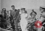 Image of Colonel Lindbergh Pacific Ocean, 1929, second 10 stock footage video 65675039874