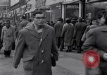 Image of Swastika graffiti in Cologne in 1961 and 1935 Nazi boycott Jewish busi Germany, 1961, second 8 stock footage video 65675039876
