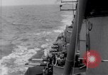 Image of sailors Formosa Strait, 1962, second 4 stock footage video 65675039883