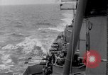 Image of sailors Formosa Strait, 1962, second 5 stock footage video 65675039883
