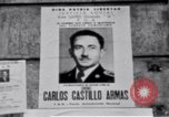 Image of Carlos Castillo Armas Guatemala, 1962, second 8 stock footage video 65675039888